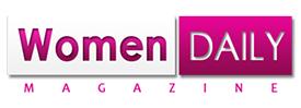 Women Daily Magazine Logo