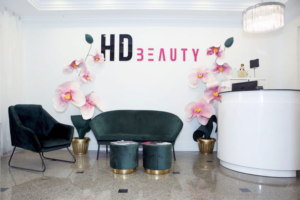HD Permanent Makeup New Salon