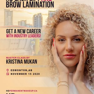 HD LASH LIFT AND BROW LAMINATION – EDMONTON, AB