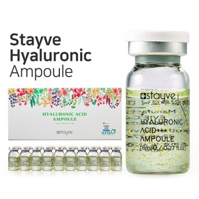 Stayve Hyaluronic Acid Ampoule