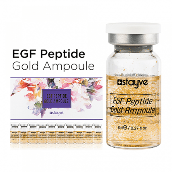 Stayve Meso Serum EGF Peptide Gold Ampule