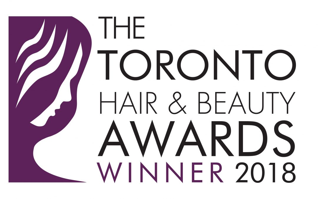 Best Of Hair and Beauty Award 2018 Winner