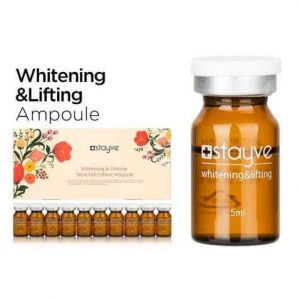 Whitenning and Lifting Ampoule Stayve MESO
