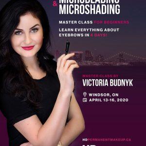 Microblading and Microshading Master Class