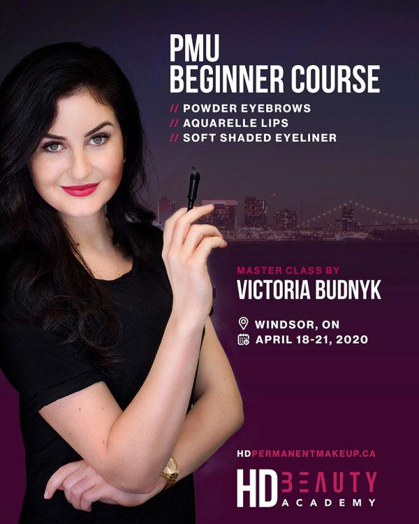 Permanent Makeup Beginner Master Class