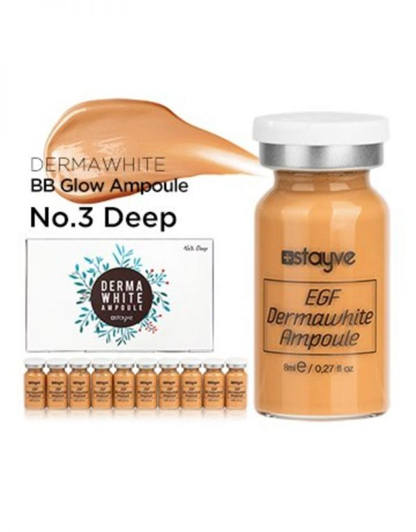 Dermawhite Foundation No. 3 – Deep - Stayve Meso